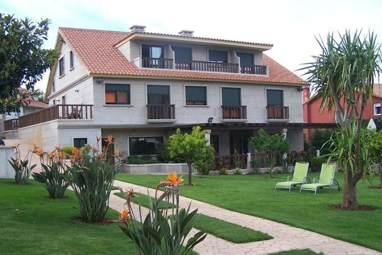 Alojamientos agarimo turismo rural en pontevedra - Apartamentos rias bajas ...